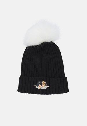 ICON ANGELS BOBBLE HAT - Čepice - black