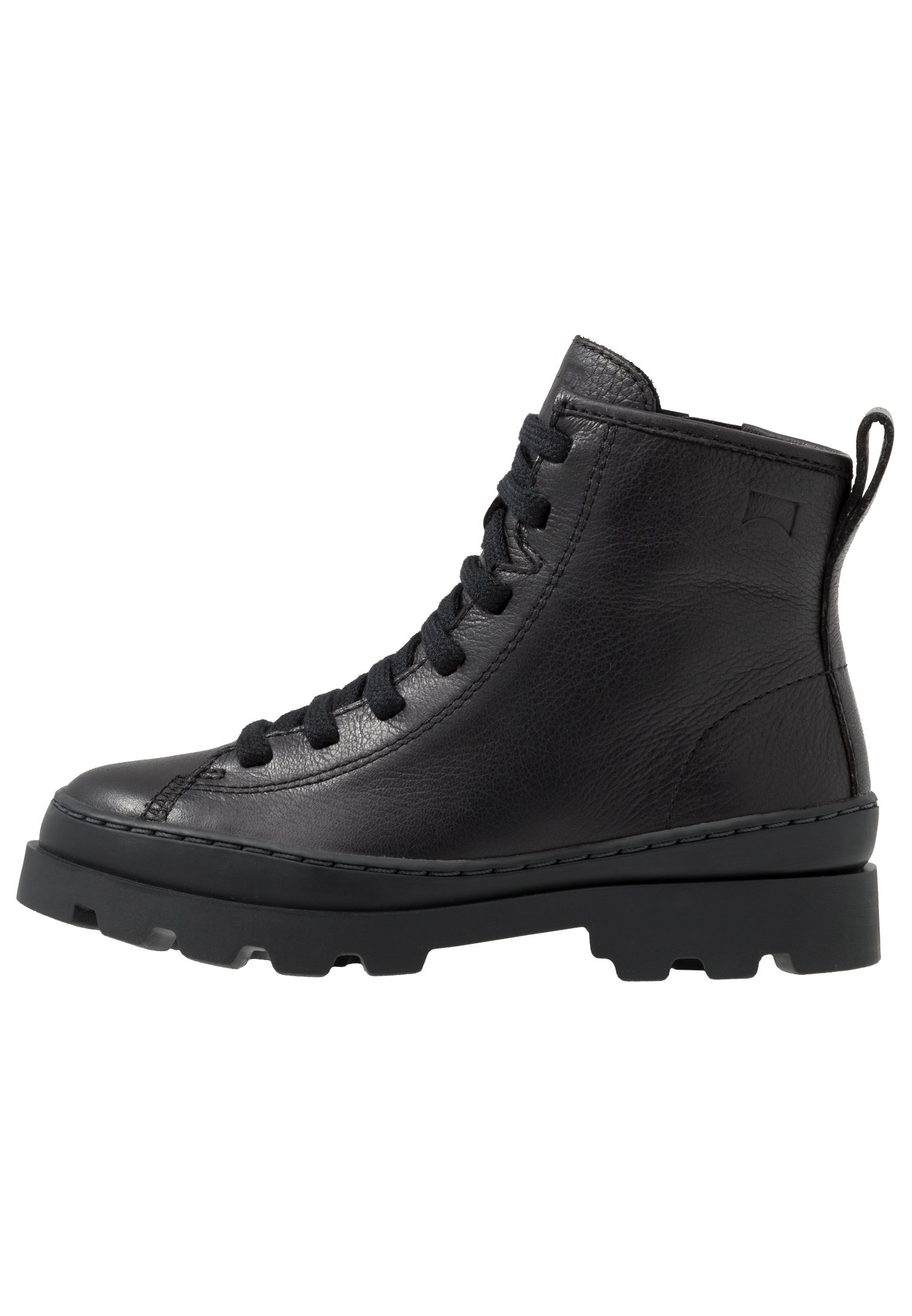 Kids BRUTUS - Lace-up ankle boots