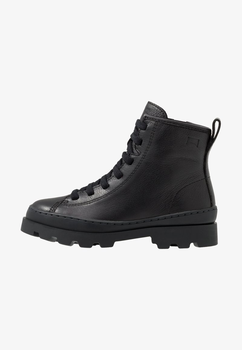 Camper - BRUTUS KIDS - Lace-up ankle boots - black