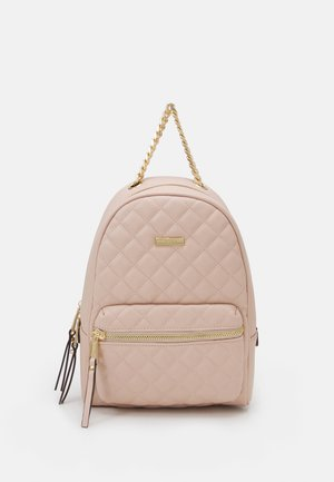 GALILINIA - Rucksack - rose dust/gold colored