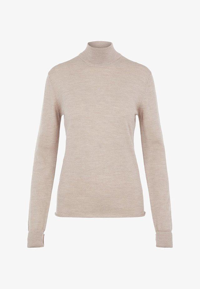 AVA - Pullover - sand beige