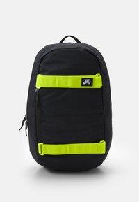 Nike Sportswear - COURTHOUSE - Rucksack - black/cyber/white - 0