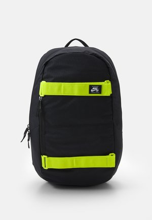 COURTHOUSE - Mochila - black/cyber/white