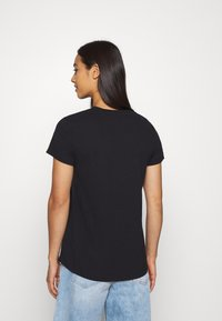Tommy Jeans - TEXTURE TEE - Basic T-shirt - black - 2
