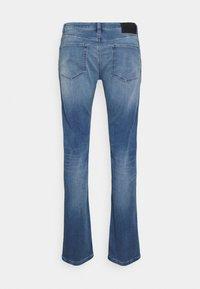 HUGO - Džíny Straight Fit - medium blue - 6