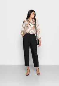 InWear - YEN SHIRT - Button-down blouse - beige - 1