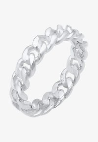 Elli - TWISTED LOOK - Bague - silver coloured - 1