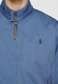 Polo Ralph Lauren - COTTON TWILL JACKET - Summer jacket - french blue - 5