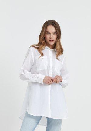 SAVANNAH - Koszula - bright white