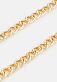 Topshop - CHAIN BAR - Náhrdelník - gold-coloured - 1