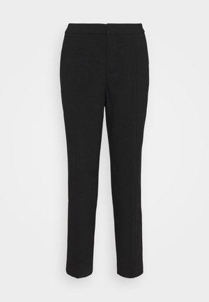 BASIC BUSINESS PANT SLIM LEG - Kalhoty - black