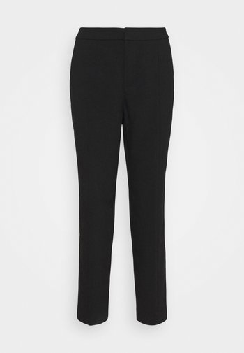 BASIC BUSINESS PANT SLIM LEG - Trousers - black