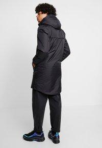 K-Way - UNISEX LE VRAI EIFFEL ORSETTO - Winter coat - black - 2