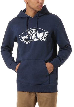 MN OTW PO II - Hoodie - dress blues