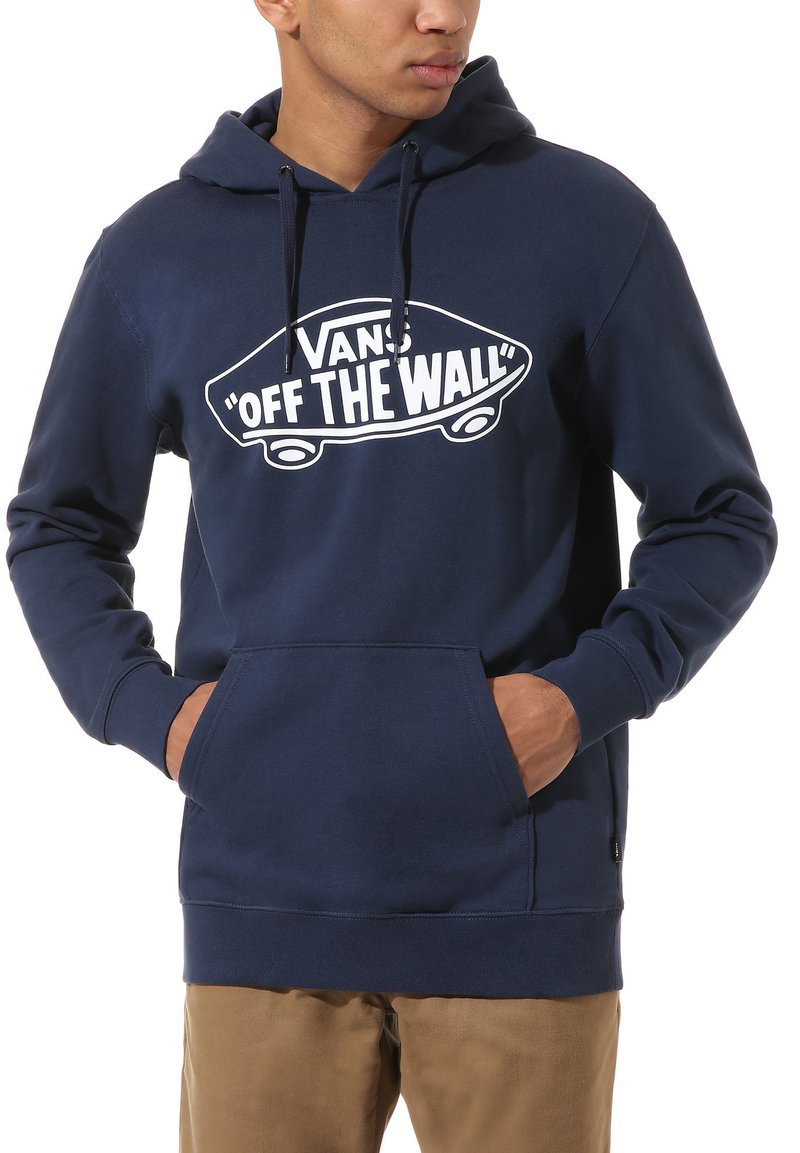 Vans - MN OTW PO II - Luvtröja - dress blues