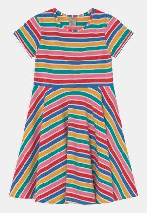 SPRING SKATER DRESS - Jersey dress - multi-coloured