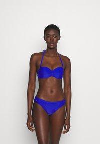 LASCANA - WIRE SET - Bikiny - blue - 0