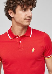 s.Oliver - Polo shirt - red - 3