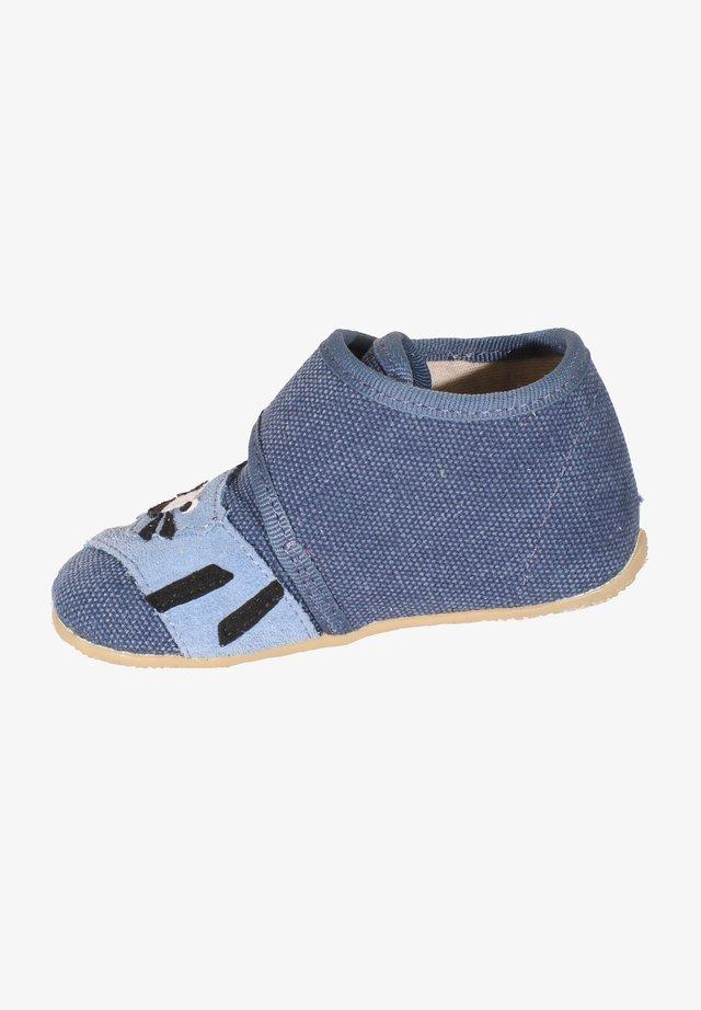Babyschoenen - blau