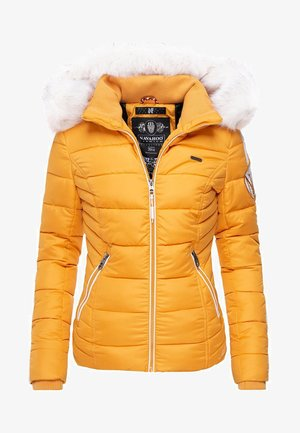 KHINGAA - Winter jacket - yellow