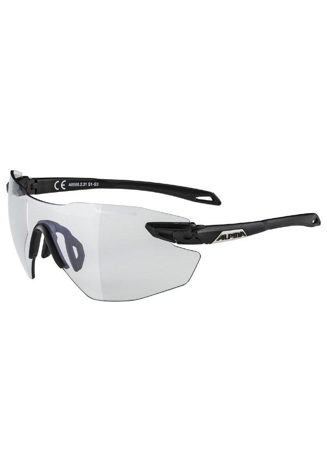 Sports glasses - black matt