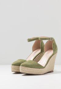 RAID - FYNN - High heels - khaki - 4