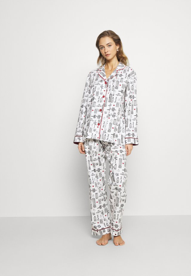 SET - Pyjamas - off-white