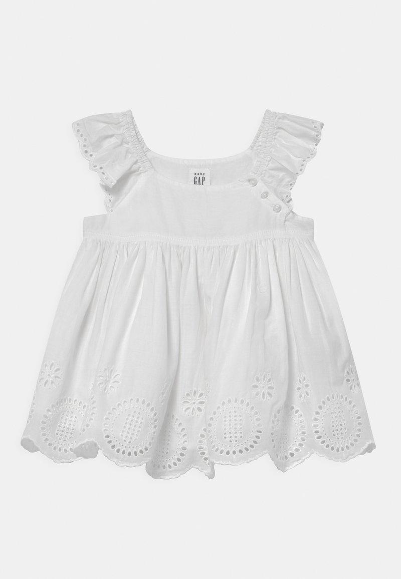 GAP - Cocktail dress / Party dress - optic white