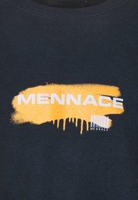 Mennace - UNISEX SPRAY PAINT  - Sweatshirt - washed black - 6