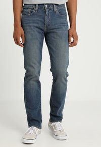 Levi's® - 511 SLIM FIT - Slim fit -farkut - dark blue denim - 0