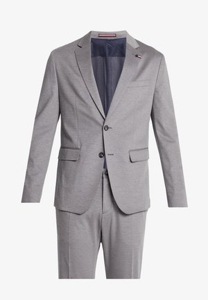 FLEX BIKE SLIM FIT SUIT - Kostym - grey