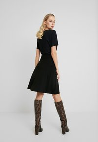 Anna Field - BASIC - Jupe trapèze - black - 2