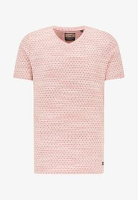 Petrol Industries - T-shirt med print - fire red - 3