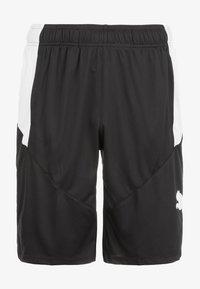 Puma - Sports shorts - black /white - 0