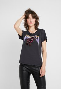 Pinko - MORSICARE - Print T-shirt - black - 0