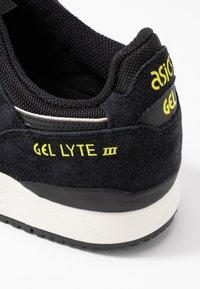 ASICS SportStyle - GEL-LYTE III OG - Sneakers - black - 2