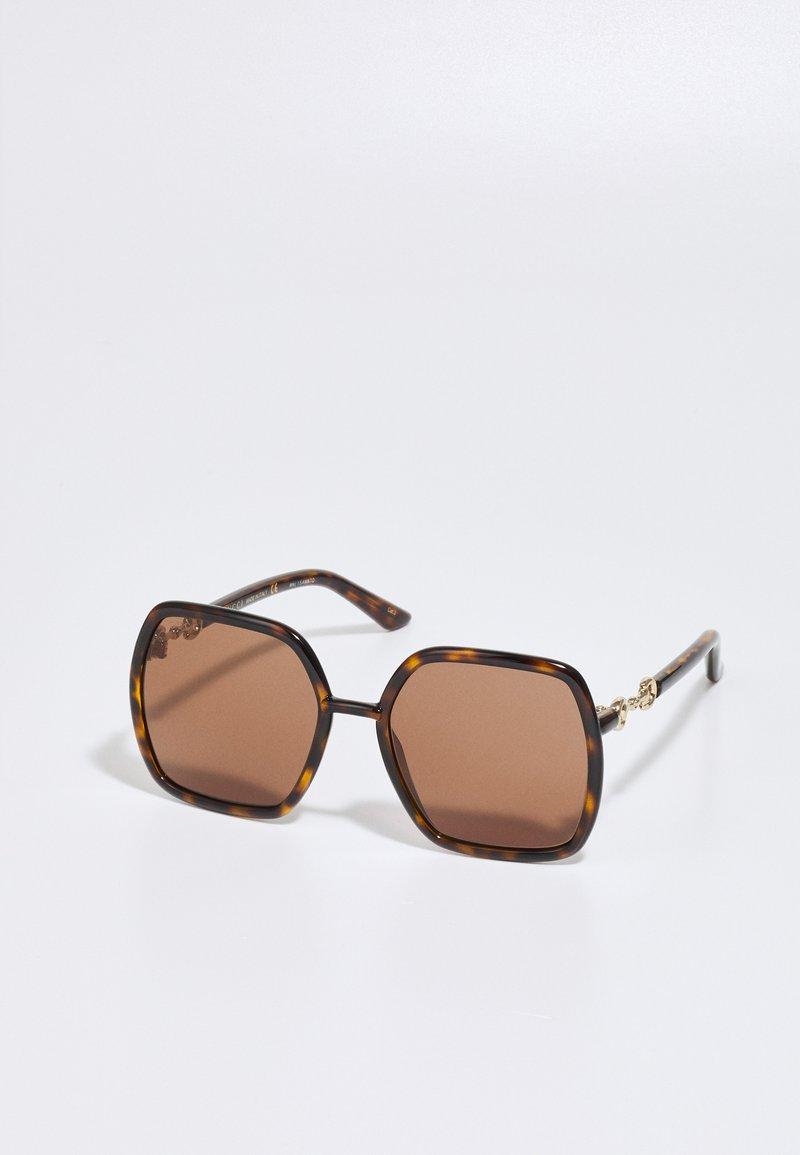 Gucci - Sunglasses - havana/havana/brown