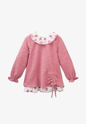 Skjortklänning - rosa