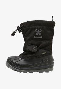 Kamik - WATERBUG - Winter boots - black - 0
