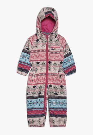 GIRLS ONESIE - Mono para la nieve - multicolored