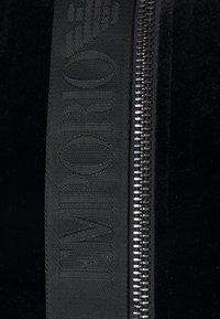 Emporio Armani - Lehká bunda - black - 7