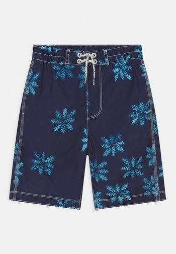 BOYS BOARD  - Swimming shorts - navy
