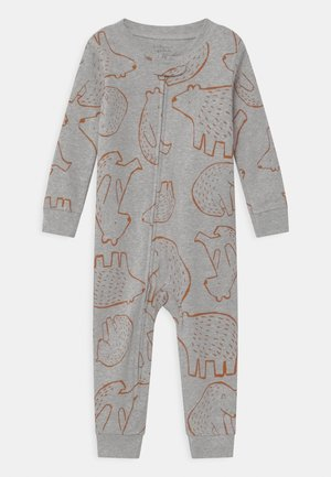 BEAR - Pyjama - mottled grey