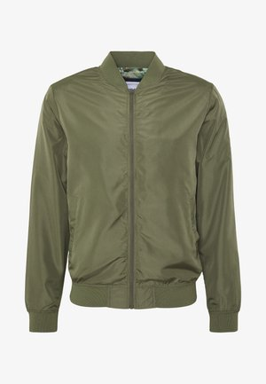 JORVEGAS  - Bomber Jacket - dusty olive