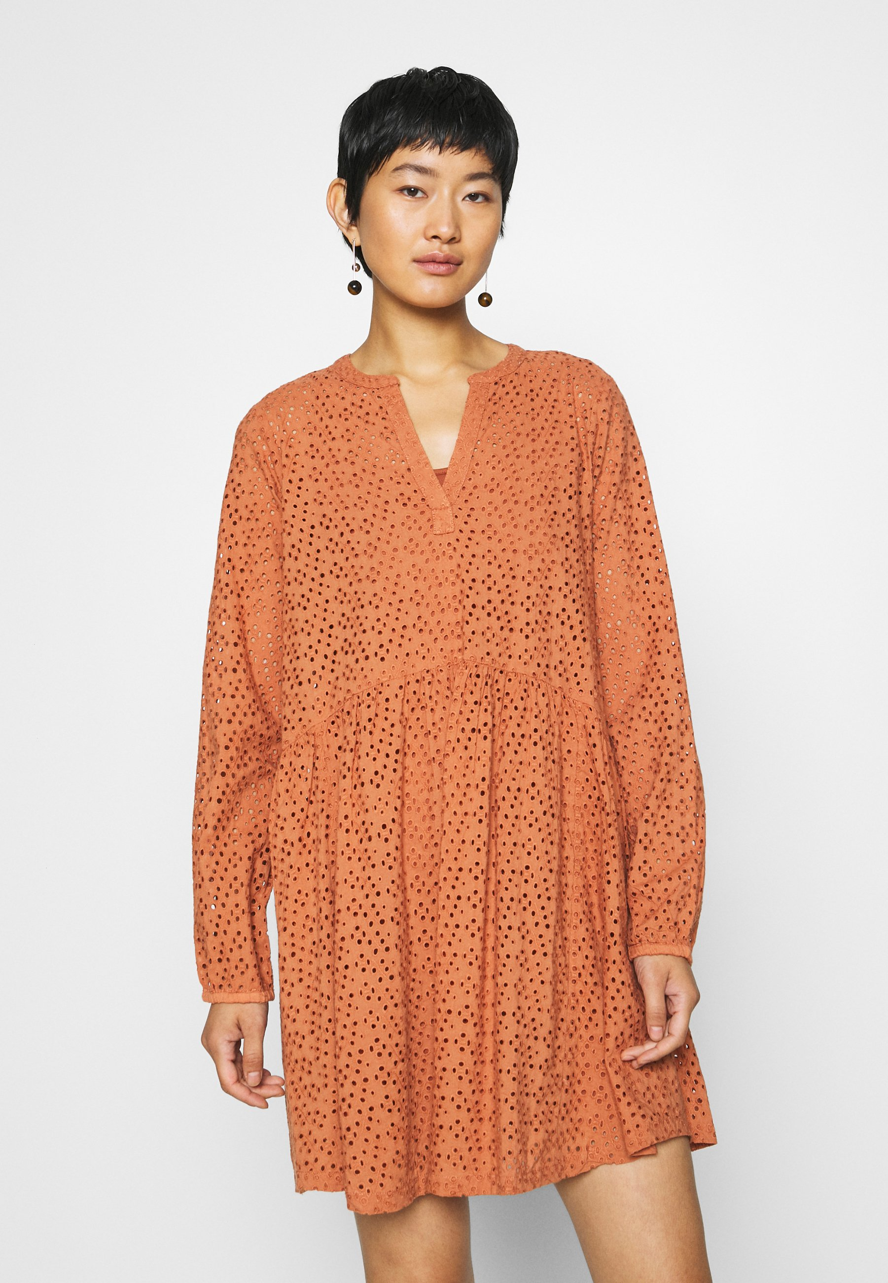 2020 Cool Recommend Cheap Women's Clothing Kaffe BELL Tunic sierra JtZnBNeVJ eVmZa55Bw