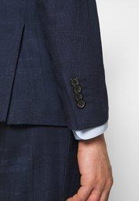 Paul Smith - GENTS TAILORED FIT BUTTON SUIT SET - Kostuum - dark blue - 7