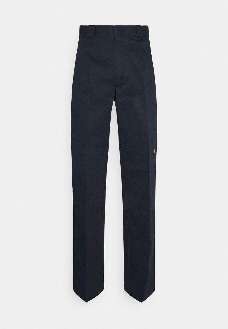 Dickies - DOUBLE KNEE WORK PANT - Trousers - dark navy
