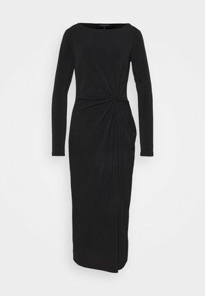 NICE DRESS LONG - Cocktail dress / Party dress - black