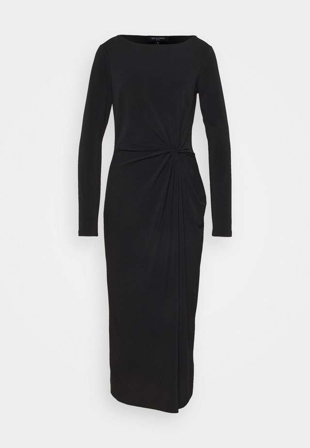 NICE DRESS LONG - Juhlamekko - black