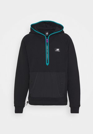 ATHLETICS TERRAIN HOODIE - Sweatshirt - black